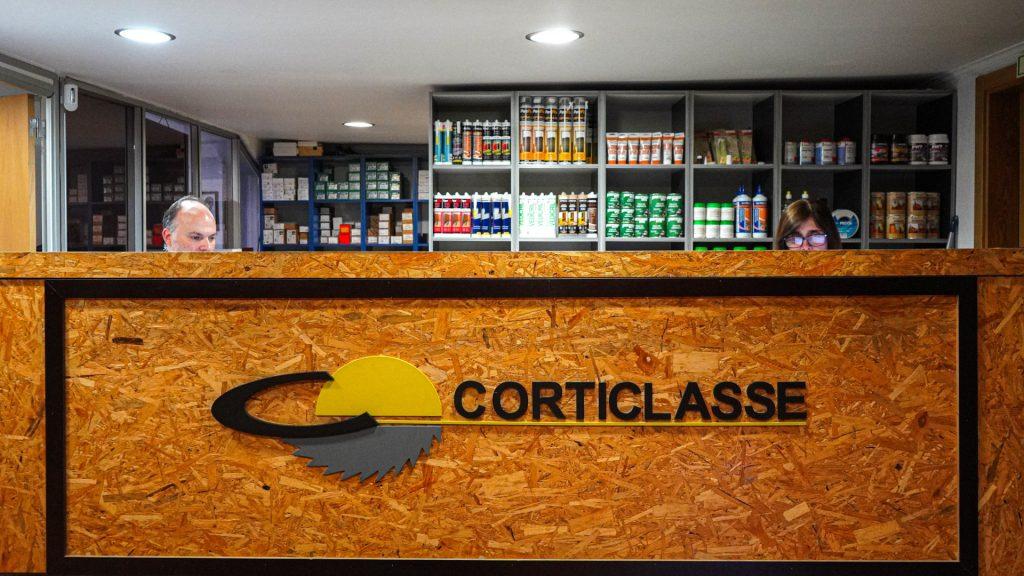 Corticlasse loja
